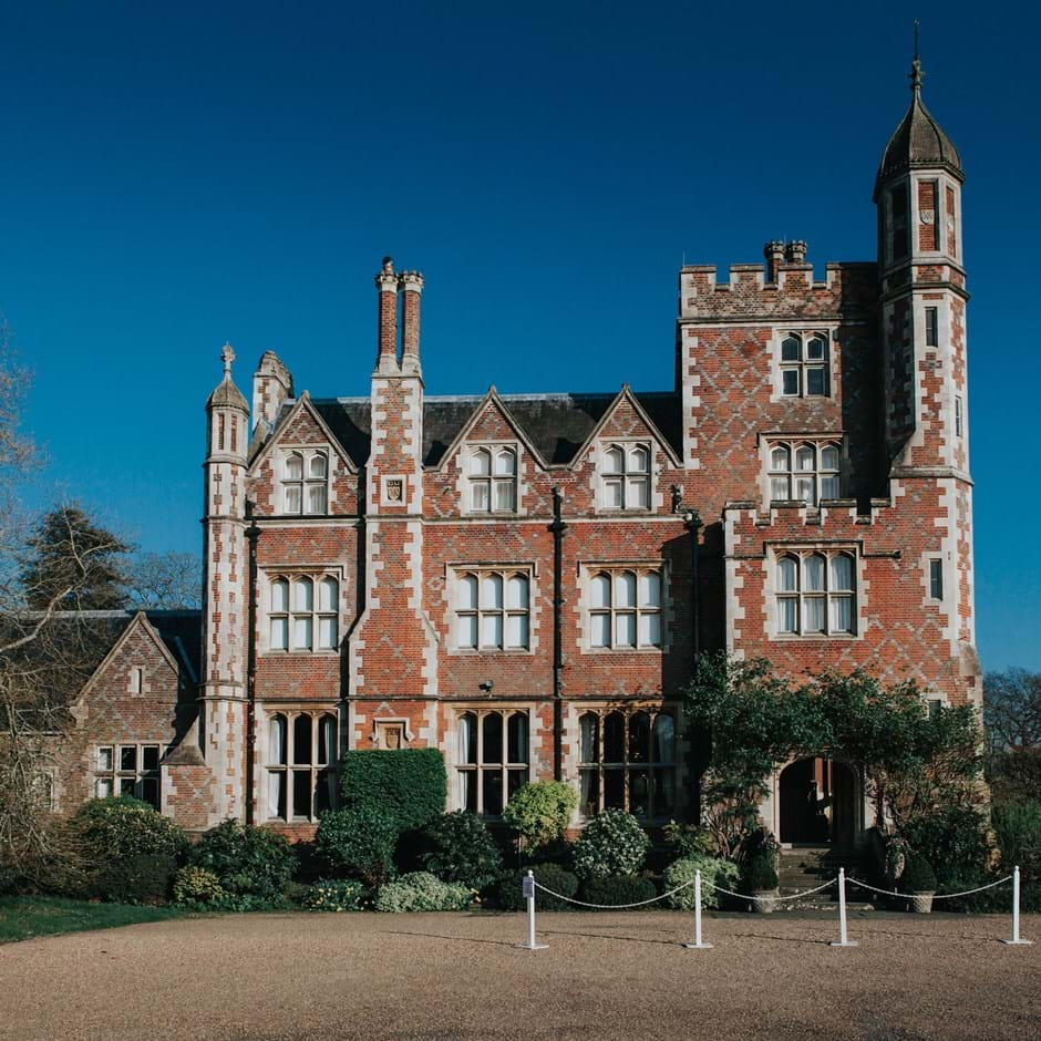 Country house hotel in East Sussex