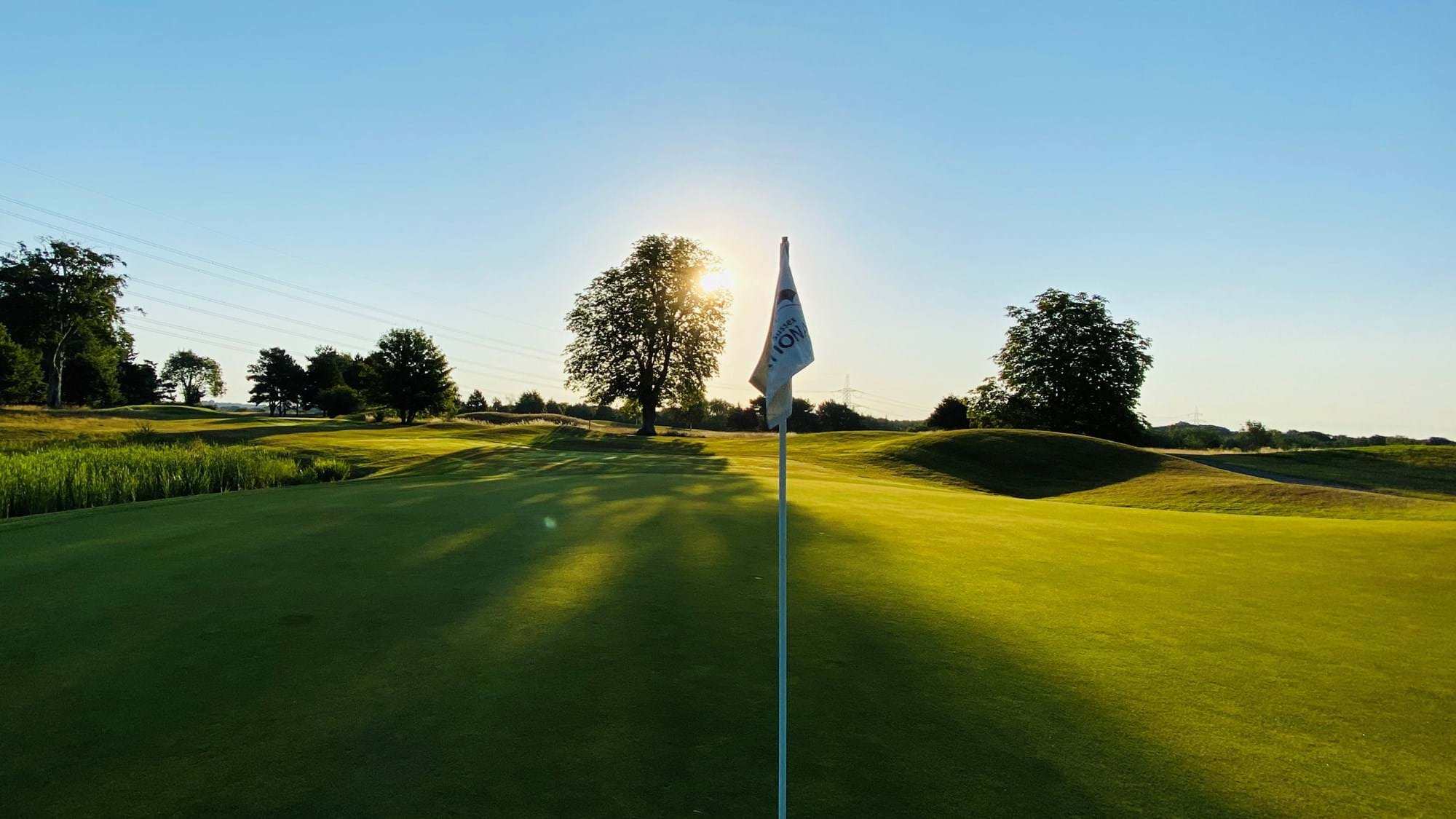 East Sussex national golf hotel Uckfield